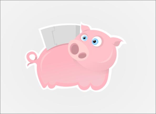 USB Piggy