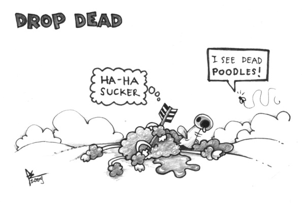 I Ssee Dead Poodel!