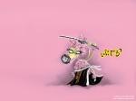 Puderu-san - Pink - 1024